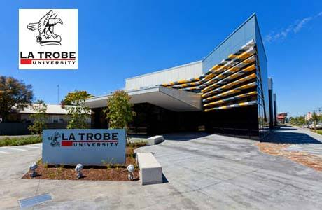 La Trobe University banner