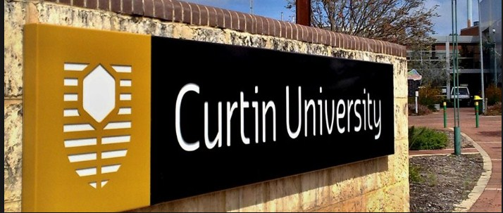 Curtin University banner
