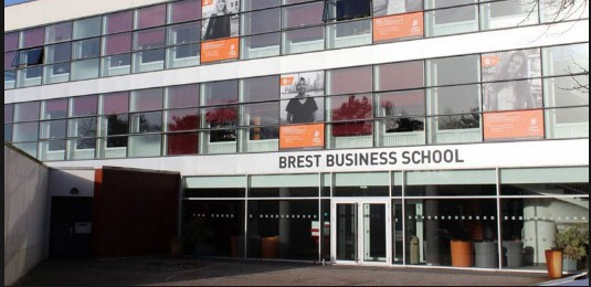 Brest Business School banner
