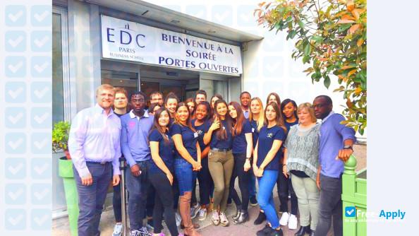 EDC Business School banner