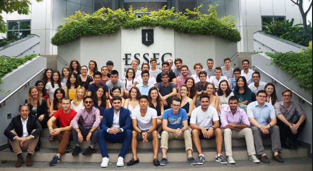 ESSEC Business School banner