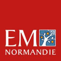 EM Normandie Business School logo