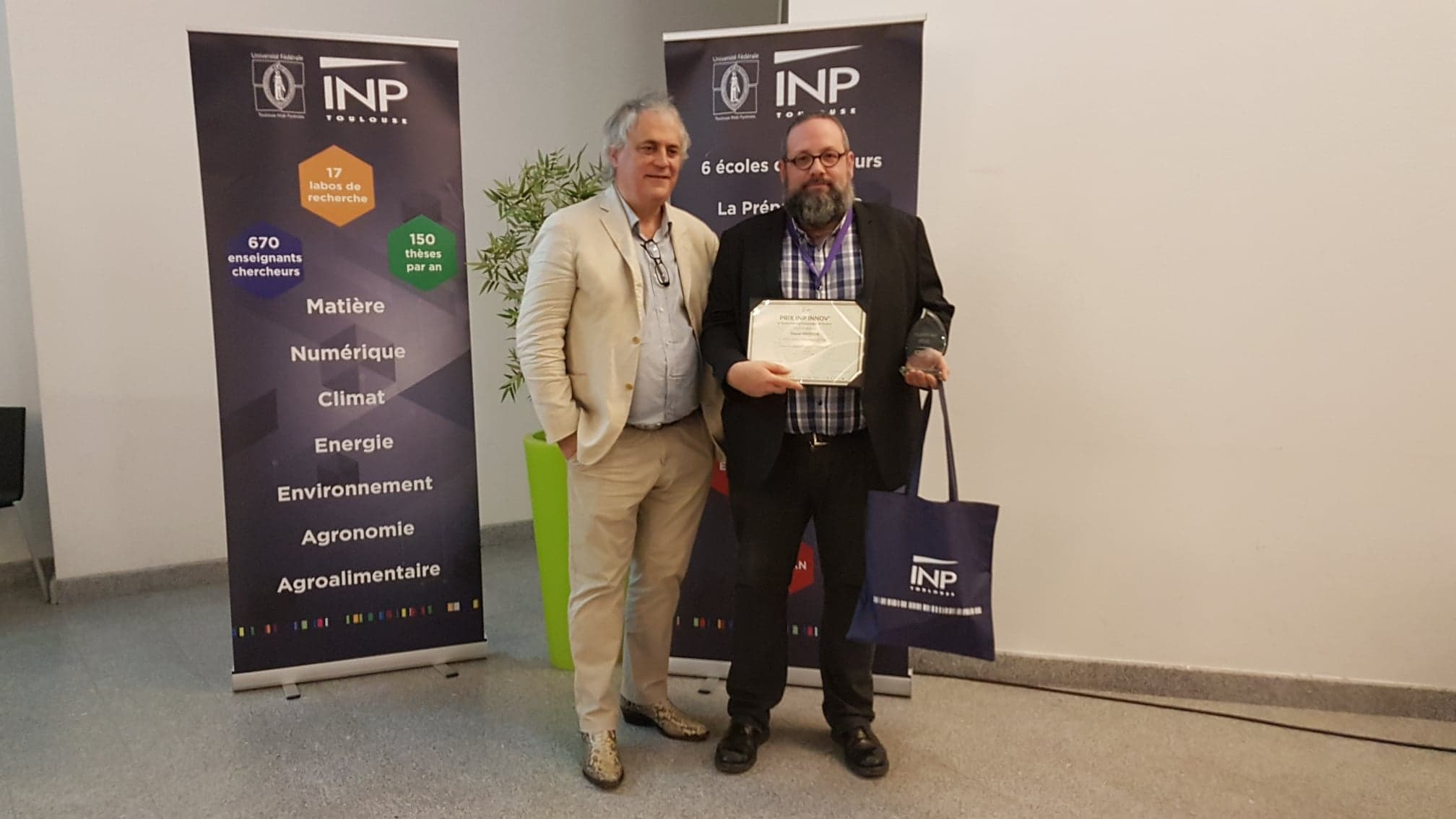 INP Toulouse banner