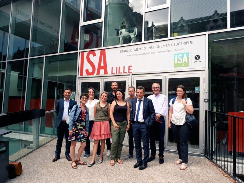 ISA LILLE banner