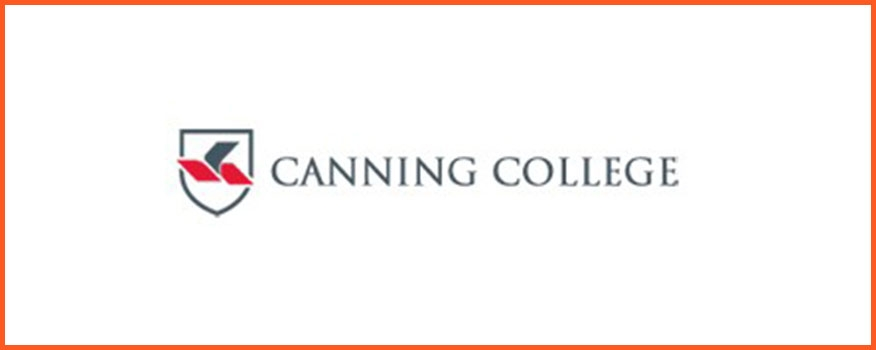 Canning College banner