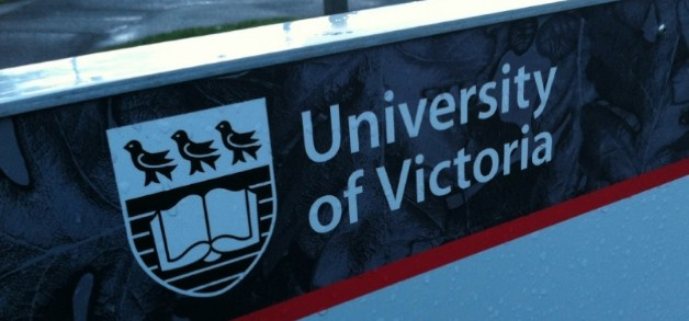 University of Victoria banner