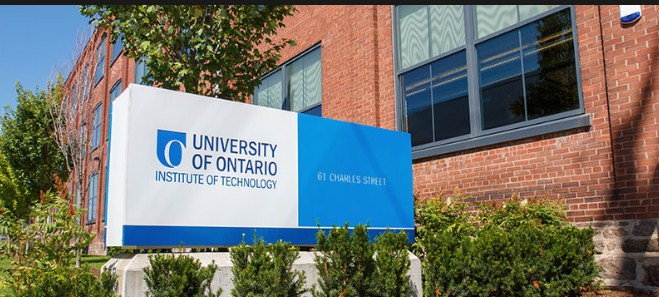 University of Ontario Institute of Technology banner