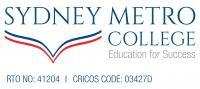 Sydney Metro College logo