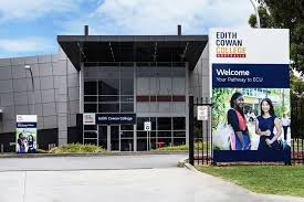 Edith Cowan College banner
