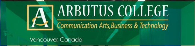 Arbutus College banner