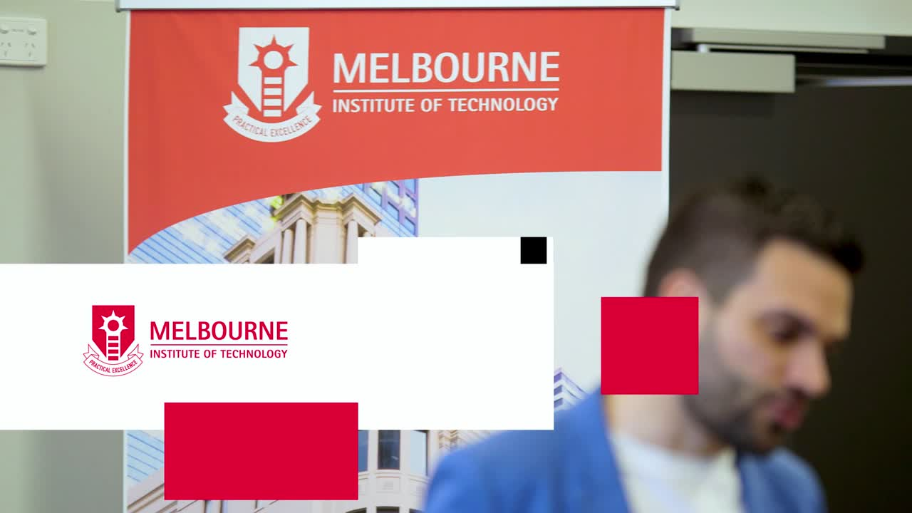 Melbourne Institute of Technology (MIT) banner