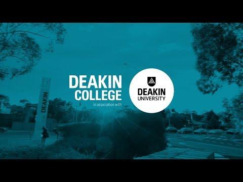 Deakin College banner