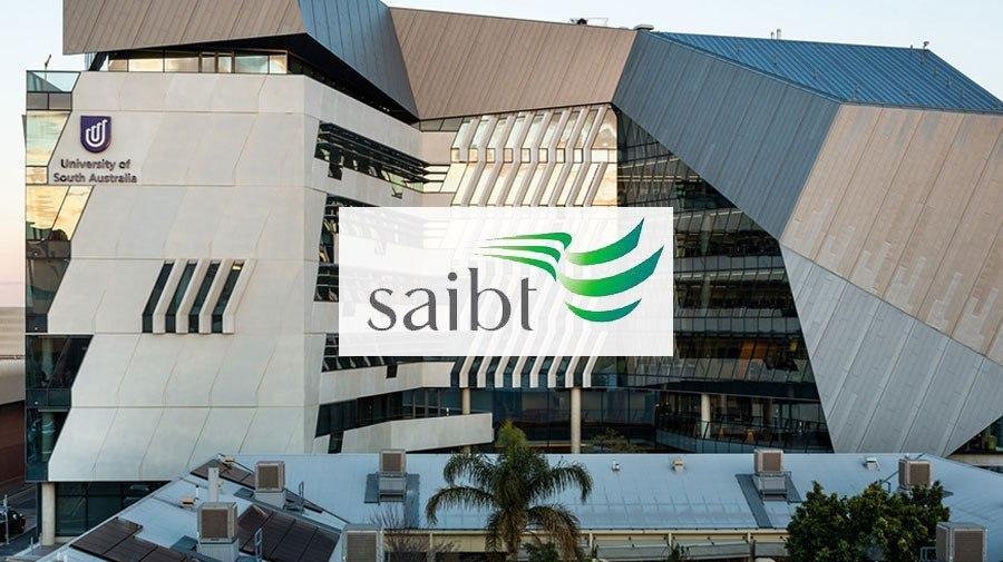 South Australian Institute of Business & Technology (SAIBT) banner