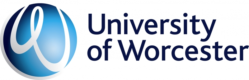 University of Worcester banner