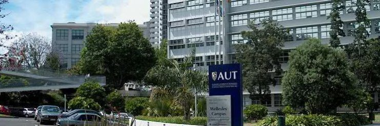 Auckland University of Technology banner