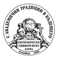 UNIVERSITY OF ECONOMICS - VARNA logo