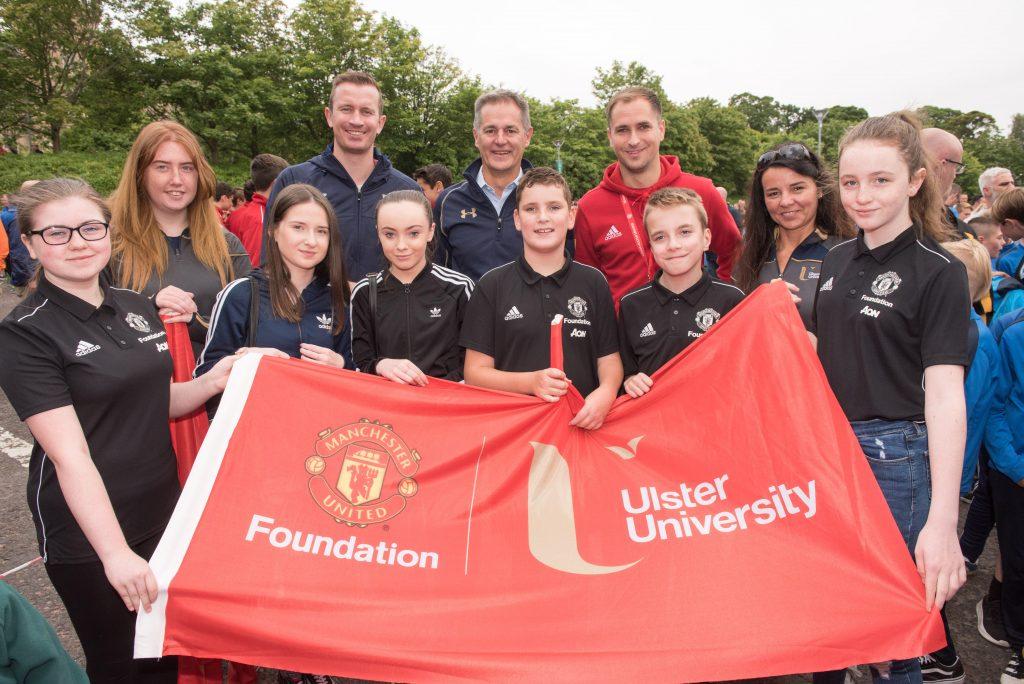 Ulster University banner