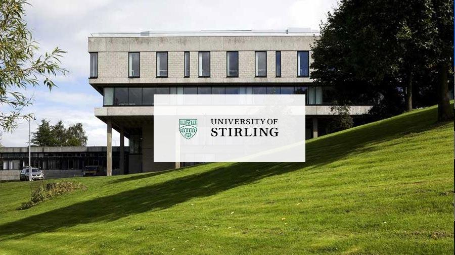 University of Stirling banner