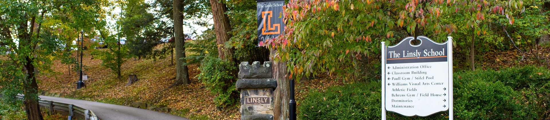 The Linsly School banner