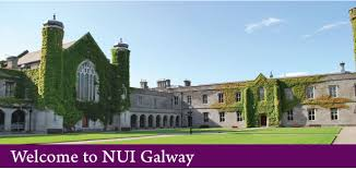 National University of Ireland Galway banner