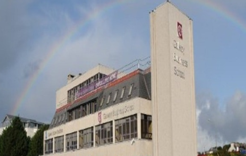 Galway Business School banner
