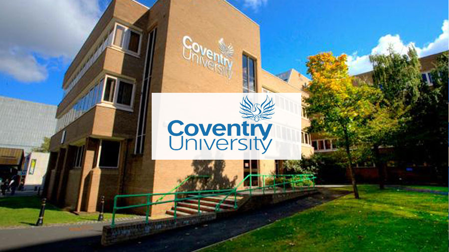 Coventry University banner