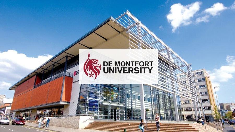 De Montfort University banner