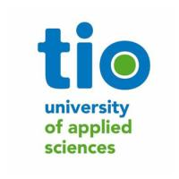 TIO University Of Applied Sciences logo