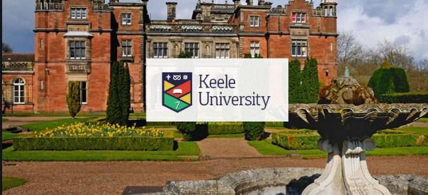 Keele University banner