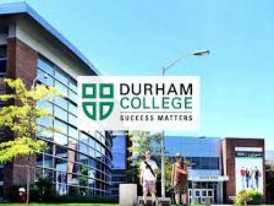 Durham College banner