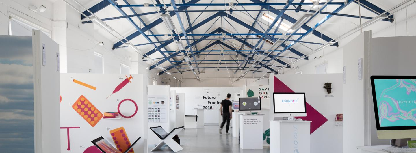 Institute of Art, Design and Technology (IADT) banner
