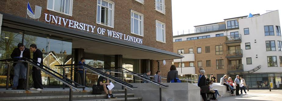 University of West London banner