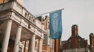 University of Greenwich banner