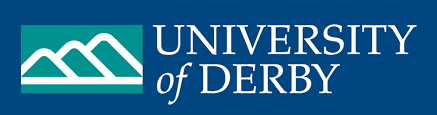 University of Derby banner