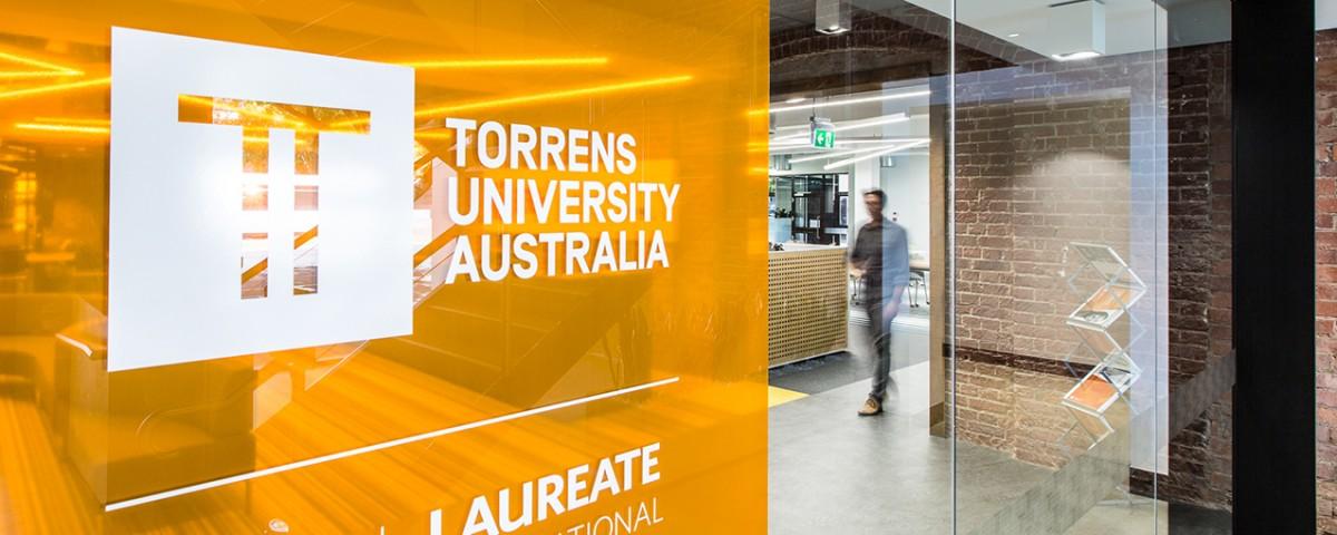 Torrens University banner