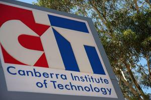 Canberra Institute of Technology banner