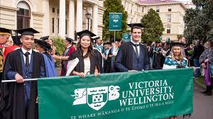 Victoria University of Wellington banner