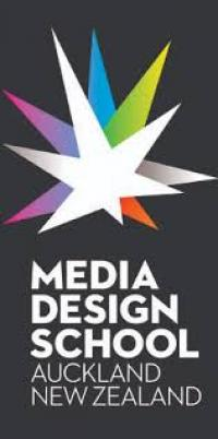 Media Design School logo