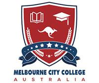 Melbourne City College Australia logo