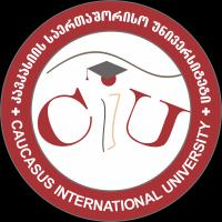 Caucasus International University logo