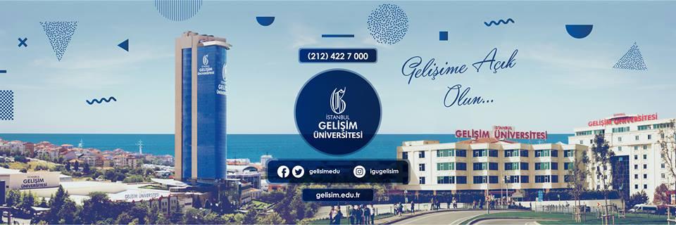 Istanbul Gelisim University banner