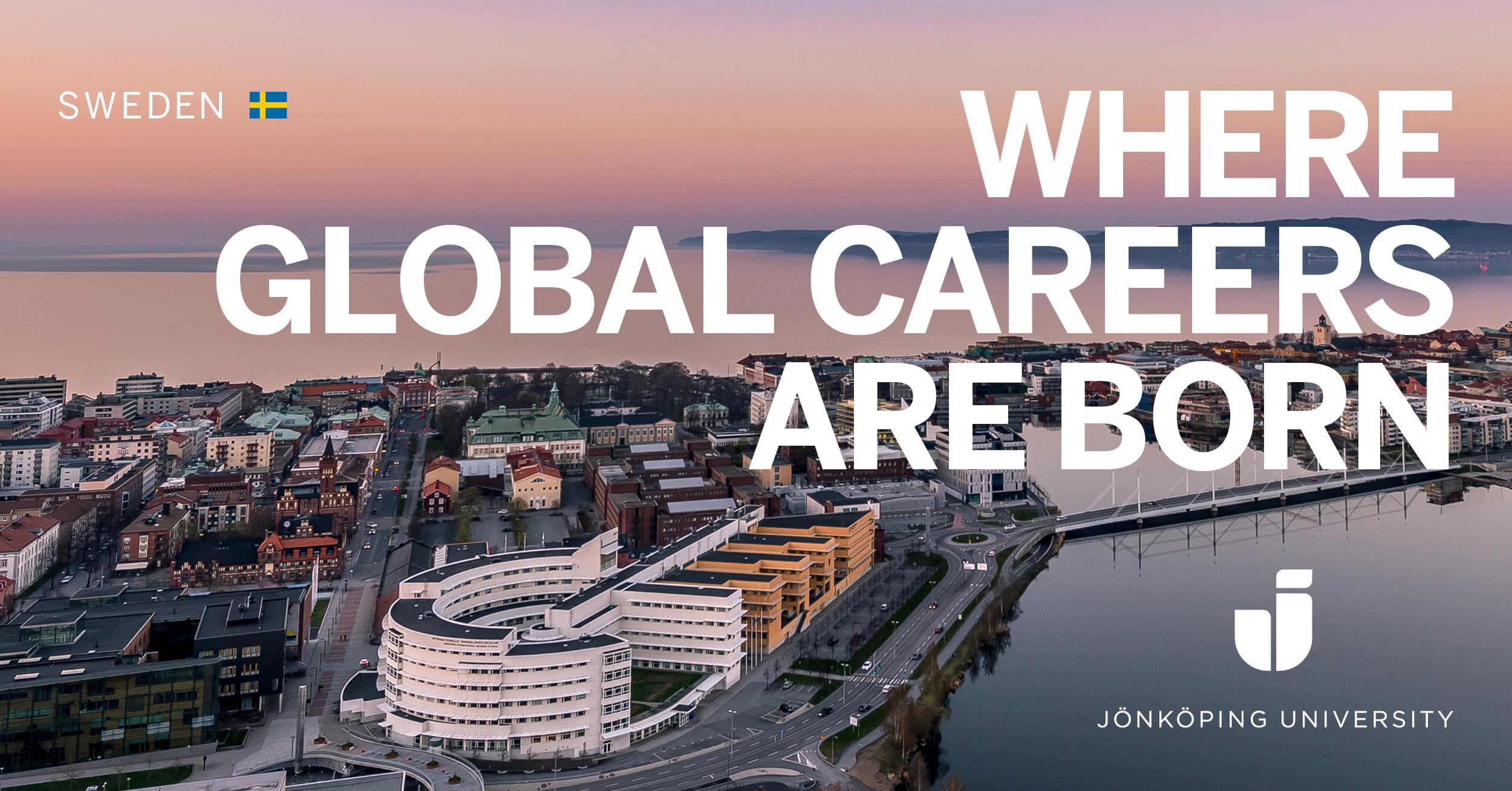 Jönköping University banner