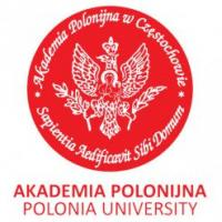 Polonia University in Czestochowa logo