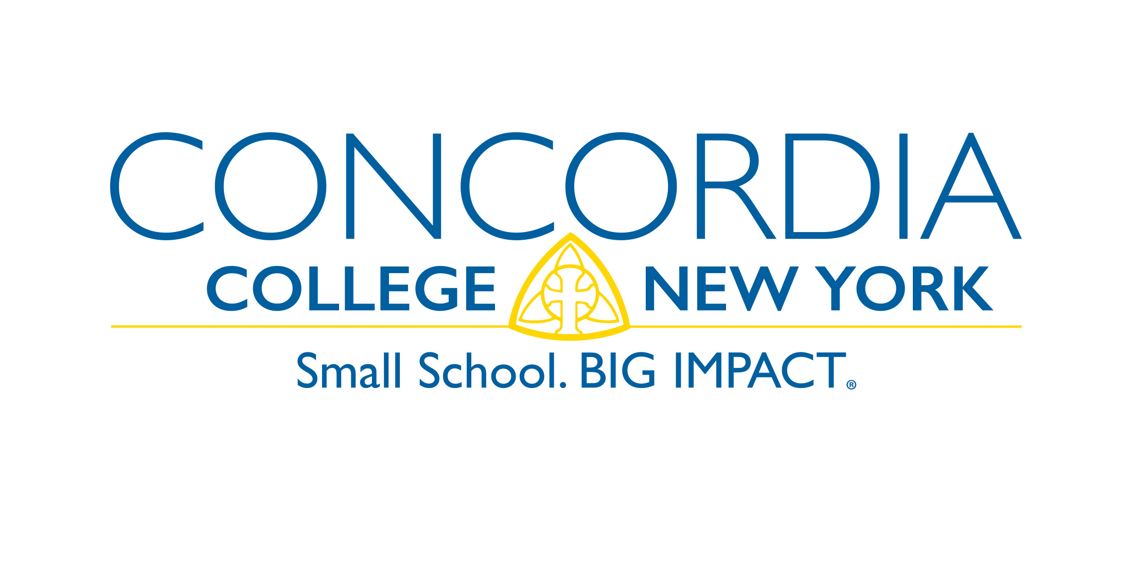Concordia College, New York banner