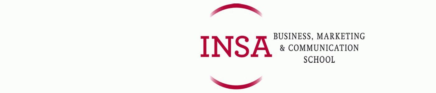 INSA BUSINESS SCHOOL banner