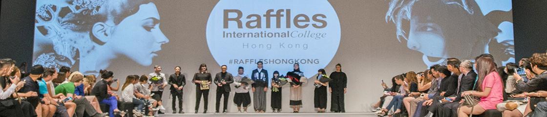 Raffles International College Hong Kong banner