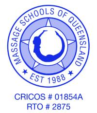 Massage Schools of Queensland logo