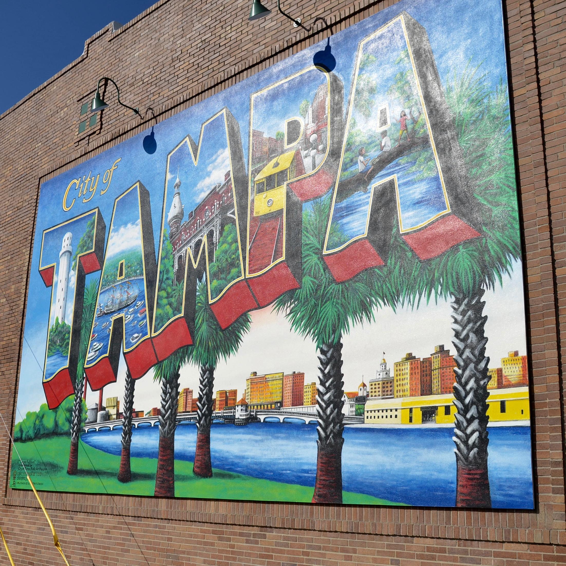 Tampa Language Center banner
