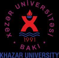 Khazar University logo