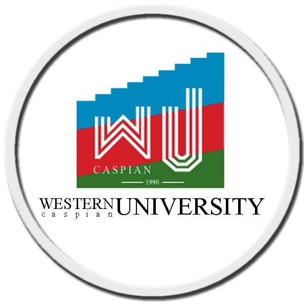 Western Caspian University banner